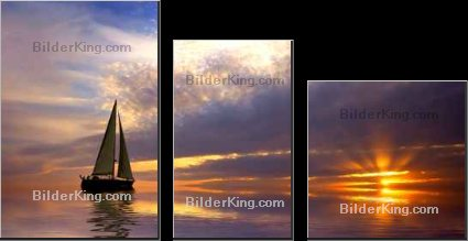 Print details - Eric Gevaert : sailing and sunset