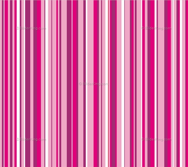 Mural - Jack Dyrell : Retro Style Pink Lines